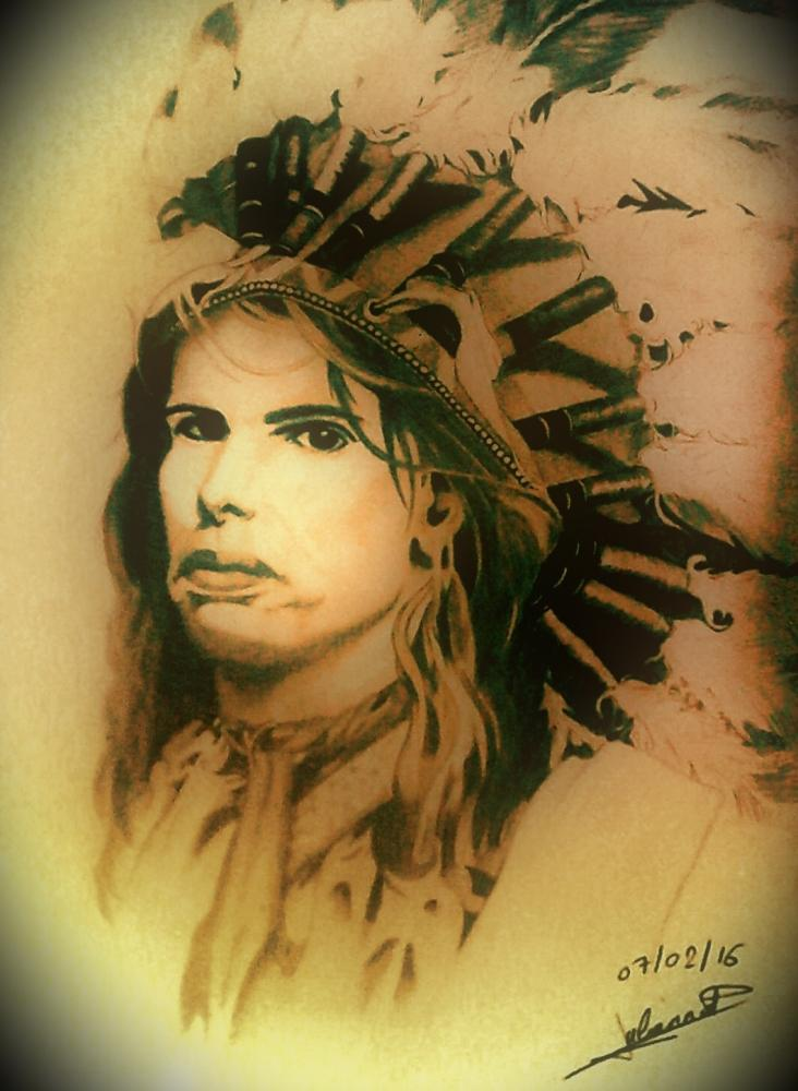 Steven Tyler par TourDeForce